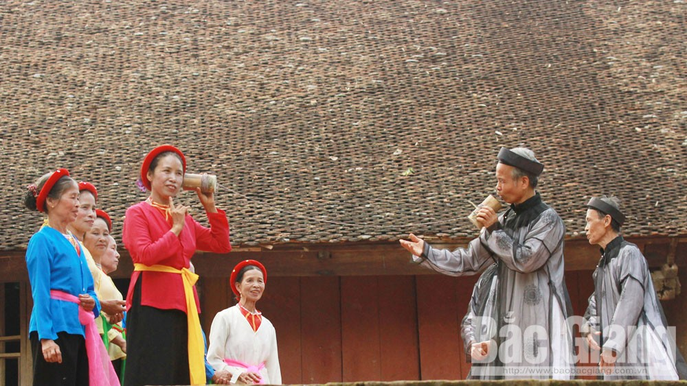 Bắc Giang, Đông Bắc Việt Nam, sắc màu văn hóa, hội tụ