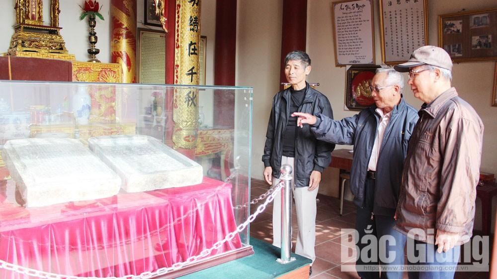 Bắc Giang, bảo vật quốc gia, báu vật