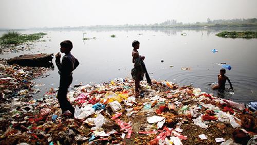 Ấn Độ gấp rút thực hiện mục tiêu làm sạch sông Hằng