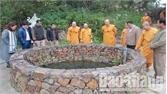 Khảo sát lập dự án bảo tồn, phát huy khu di tích lịch sử chùa Am Vãi