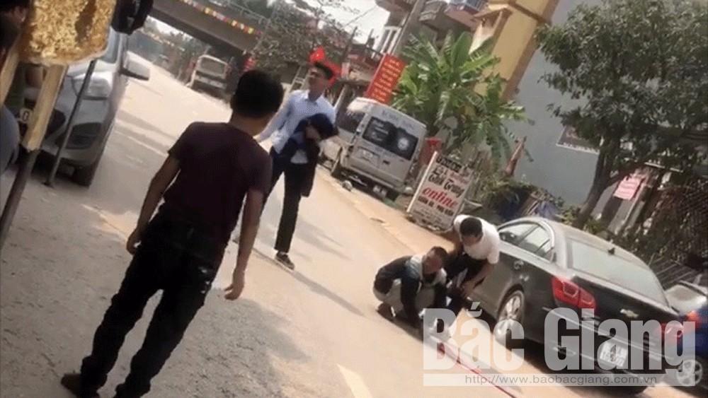 đốt pháo, Lạng Giang, Bắc Giang, thị trấn Kép, Tân Dĩnh