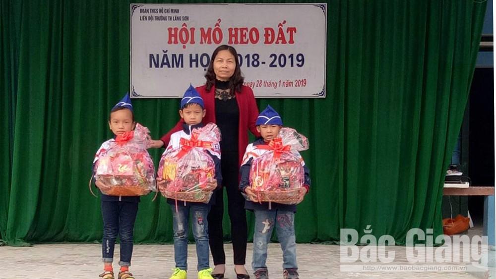 Trường Tiểu học Lãng Sơn, Lãng Sơn, Yên Dũng, giáo dục