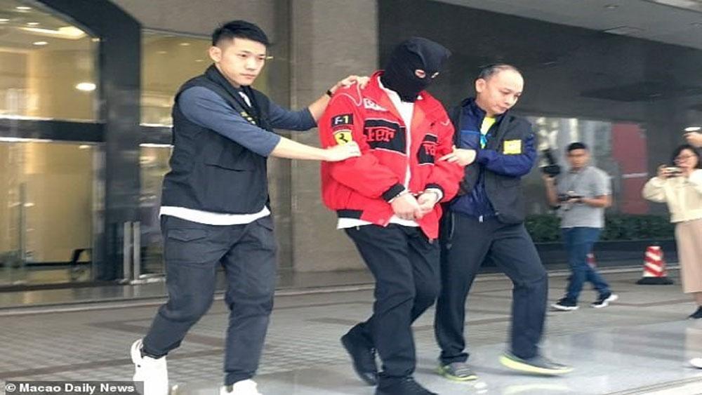 Một công dân Canada, bị bắt tại Macau (Trung Quốc), tội lừa đảo