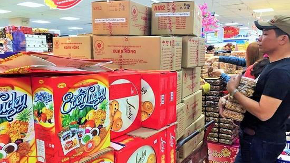 Vietnamese Tet products gaining favour with local consumers