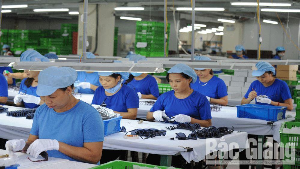 tăng trưởng xanh, Bắc Giang,  TS. Phùng Minh  Phó Chủ tịch Hiệp hội Doanh nghiệp tỉnh,