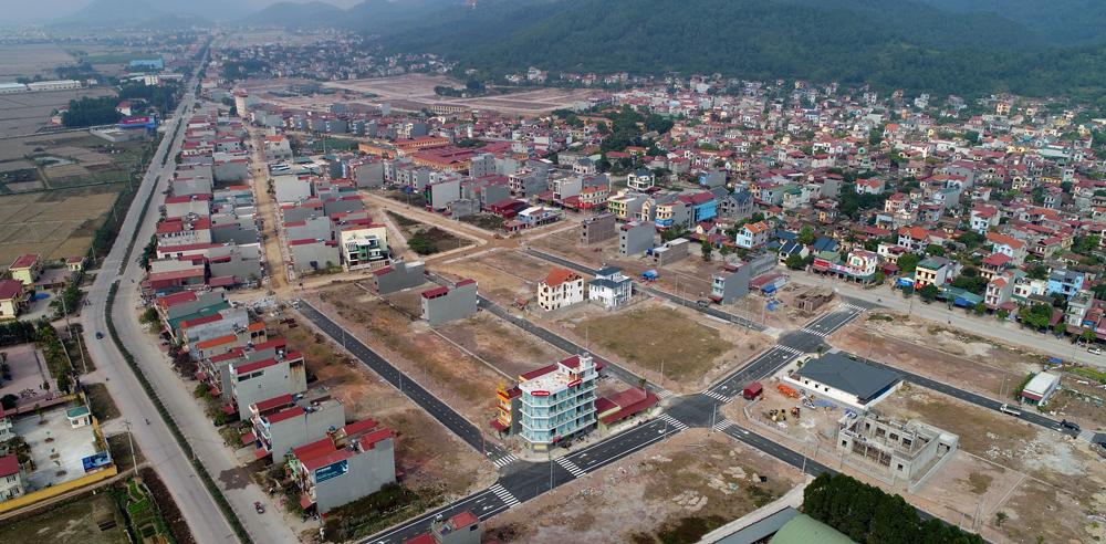 Nghị quyết đại hội Đảng các cấp, huyện Yên Dũng, phát triển KT-XH, thu hút đầu tư, Báo Bắc Giang