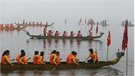 Gần 500 vận động viên sẽ tranh tài đua thuyền rồng ở Hồ Tây