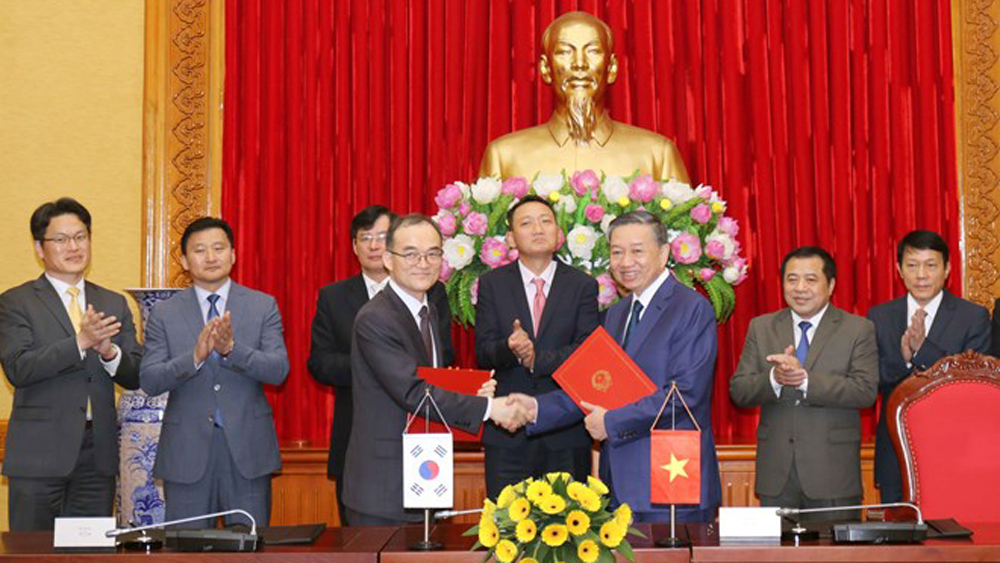 Vietnam, RoK enhance cooperation in cross-border crime prevention