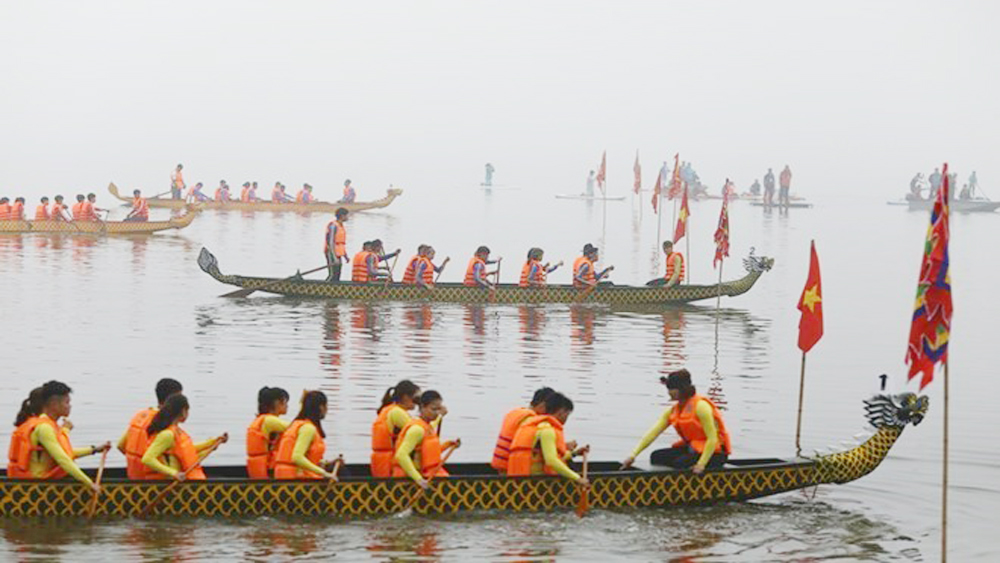 Hanoi: Dragon boat race to run in February