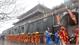 Neu pole erection ceremony reenacted at Hue Imperial Citadel