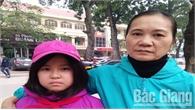 Cháu Lã Thị Thu Hà, bệnh nhân ung thư máu cần được giúp đỡ