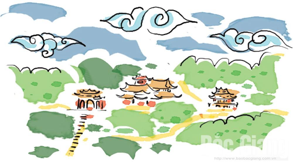 Yên Tử, khúc tưởng niệm, Trúc Lâm, Yên Tử