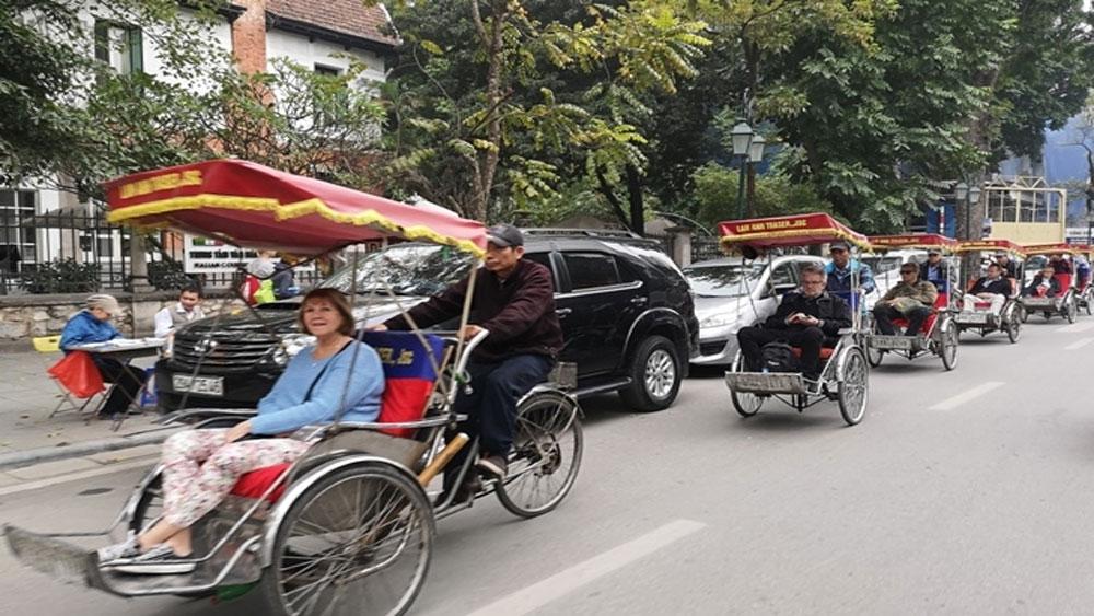 Việt Nam đón hơn 1,5 triệu lượt khách quốc tế