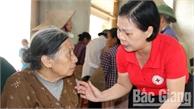 Chủ tịch Hội Chữ thập đỏ tỉnh Bắc Giang Ma Thị Thìn Nga: Đồng cảm, sẻ chia, lan tỏa giá trị nhân văn