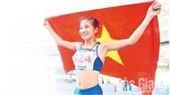 """Năm """"vàng"""" của nữ hoàng điền kinh Nguyễn Thị Oanh"""