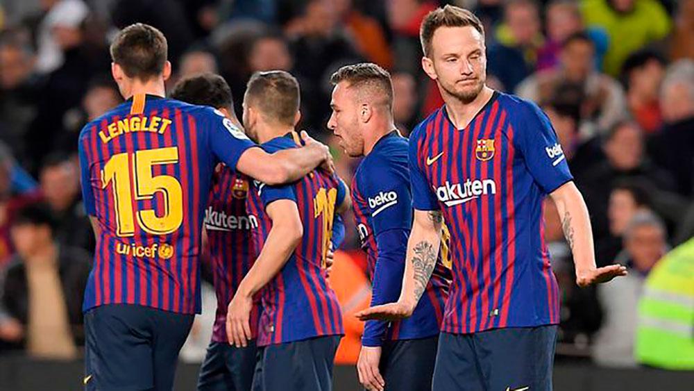 Sevilla, Barcelona, Barca, Cúp Nhà vua