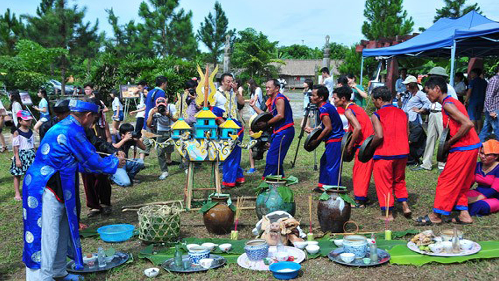 Raglai ethnic people's ceremony recognized as national intangible heritage