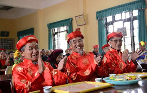Lạng Giang: Gần 3 nghìn người cao tuổi được mừng thọ