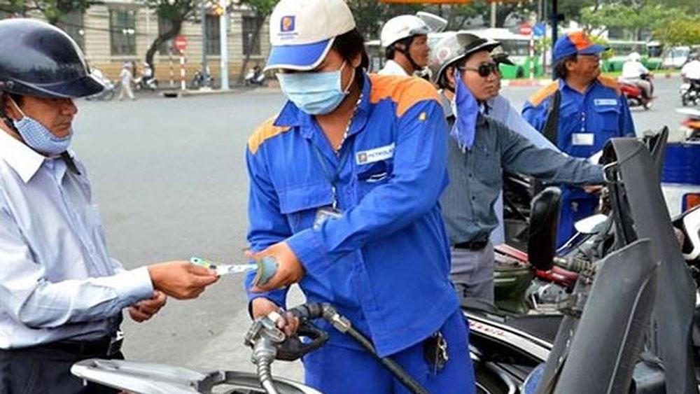 Không tăng giá xăng dầu dịp Tết Kỷ Hợi