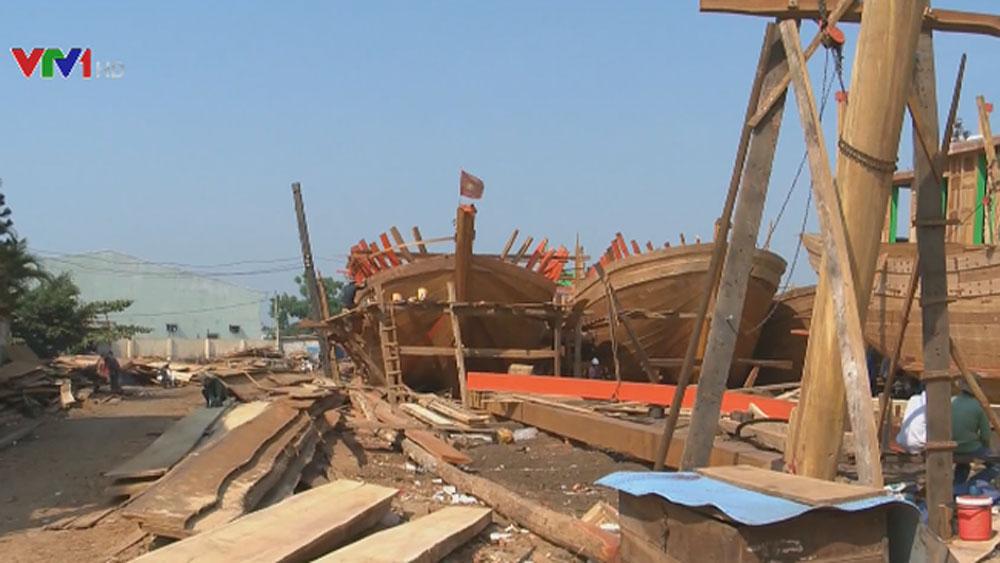 Bà Rịa-Vũng Tàu, đề nghị, truy tố, 2 đối tượng lừa đảo, chiếm đoạt, tiền hỗ trợ tàu cá đánh bắt xa bờ