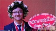 Trịnh Duy Hiếu lần thứ hai giành giải Nhất môn Vật lý kỳ thi chọn học sinh giỏi quốc gia