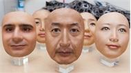 Công ty Nhật chế tạo mặt nạ người siêu thật