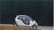 Xe điện ba bánh có vận tốc tối đa 90 km/h