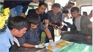 Dùng xe tang, tiểu sành để vận chuyển 14.000 viên ma túy