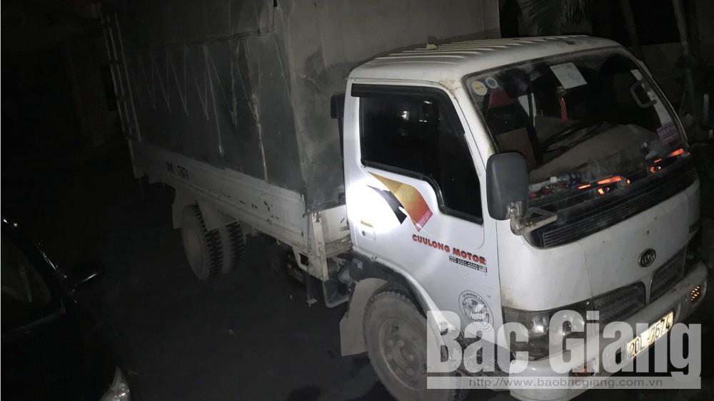 Bắc Giang: Gây tai nạn, tài xế điều khiển phương tiện bỏ chạy