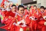 Châu Á rộn ràng chào đón Tết Nguyên đán Kỷ Hợi 2019