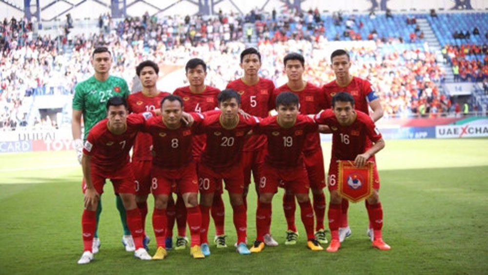 Vietnam best in Southeast Asian according to FIFA rankings