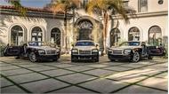 Rolls-Royce tung  4 phiên bản đặc biệt mừng năm Kỷ Hợi