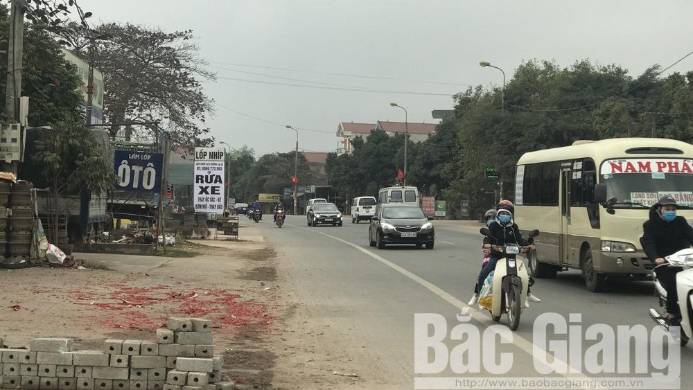 Bắc Giang: Râm ran tiếng pháo suốt ba ngày Tết