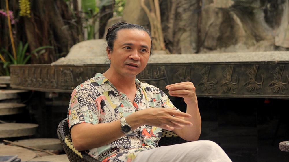 Chương trình nghệ thuật, linh thiêng tây yên tử, nhạc sĩ Lê Minh Sơn