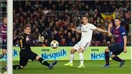 Real cầm hòa Barca tại Nou Camp