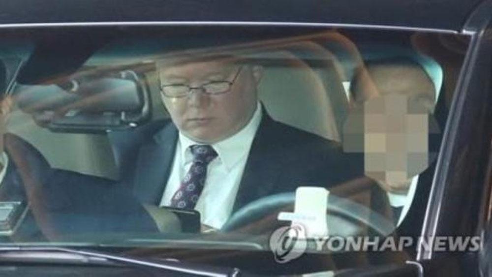 Đặc phái viên về Triều Tiên của Mỹ tới Bình Nhưỡng
