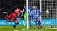 Bayern vào tứ kết Cup Quốc gia Đức nhờ bàn trong hiệp phụ