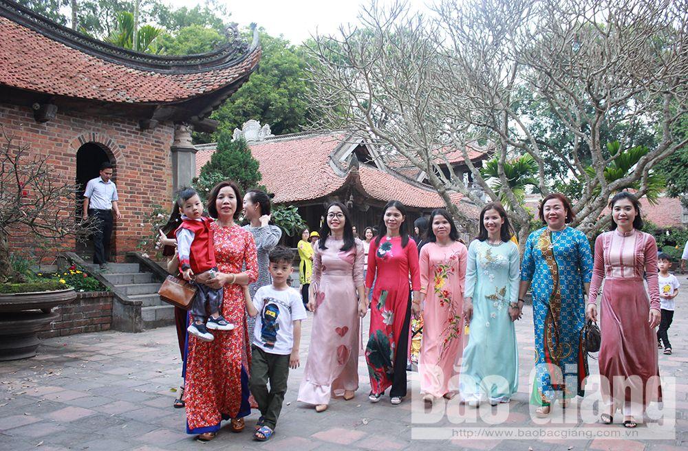 Bắc Giang, văn hóa, Yên Dũng, Trí Yên, Vĩnh Nghiêm, mộc bản, Tây Yên Tử