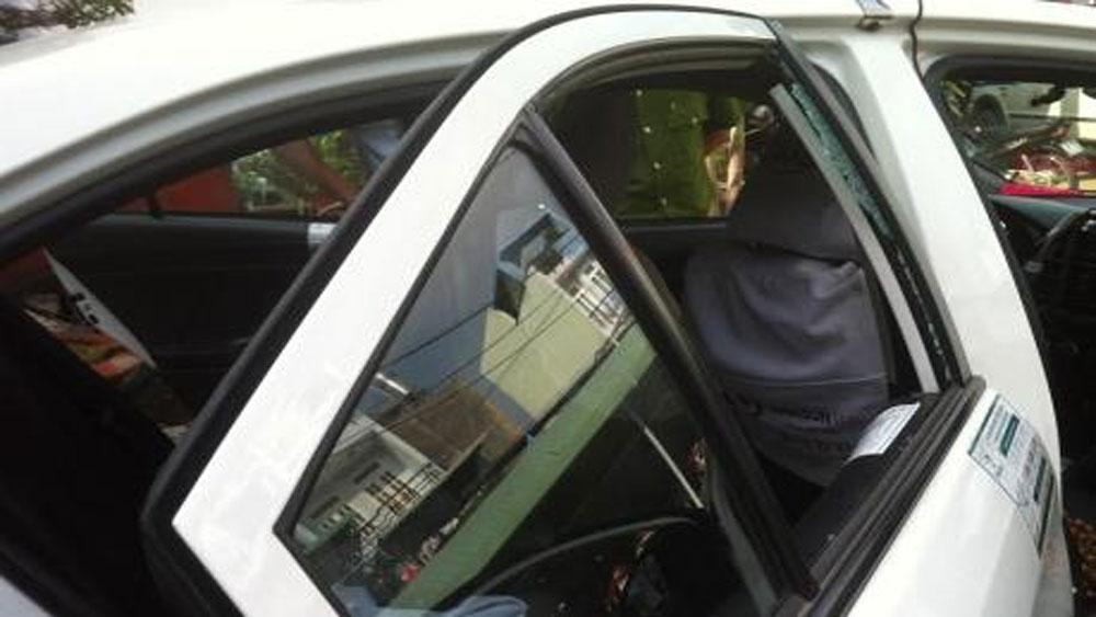 Bắt hai đối tượng người nước ngoài ,cướp taxi tại Lào Cai,