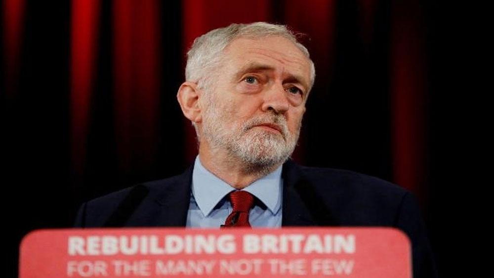 Công đảng Anh ra điều kiện ủng hộ thỏa thuận Brexit