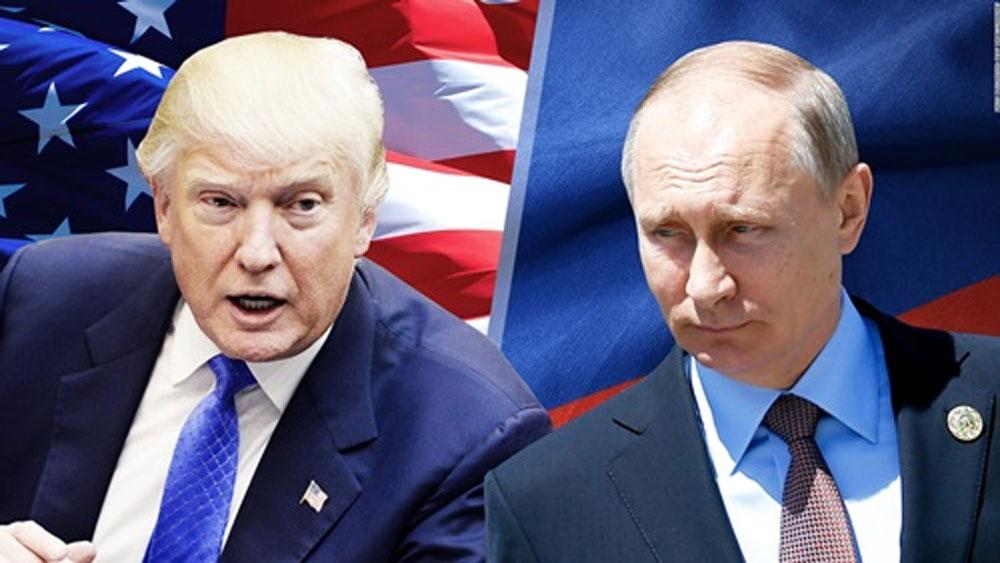 Nga sẵn sàng xem xét đề xuất hiệp ước hạt nhân mới của Mỹ