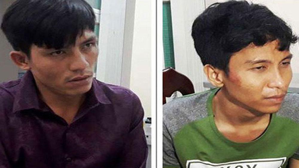 Đồng Nai, bắt khẩn cấp, 2 đối tượng, vụ cướp tại Trạm thu phí cao tốc TP Hồ Chí Minh - Long Thành - Dầu Giây