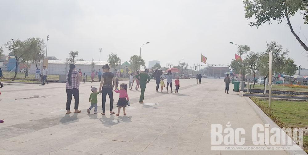 Tưng bừng chuẩn bị khai hội 592 năm Chiến thắng Xương Giang, TP Bắc Giang