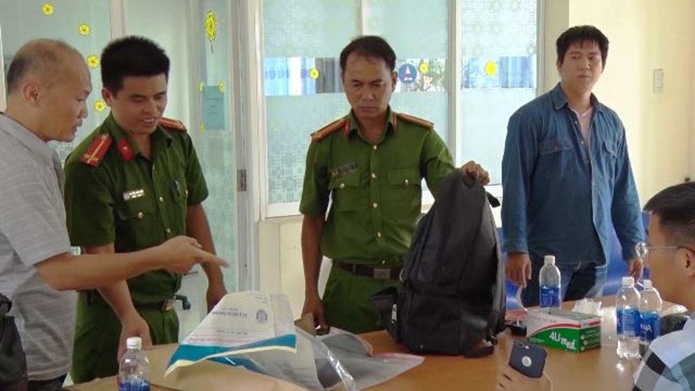 Vụ cướp, Trạm thu phí ở Đồng Nai, thu giữ hơn 1,1 tỷ đồng, nhiều vật chứng