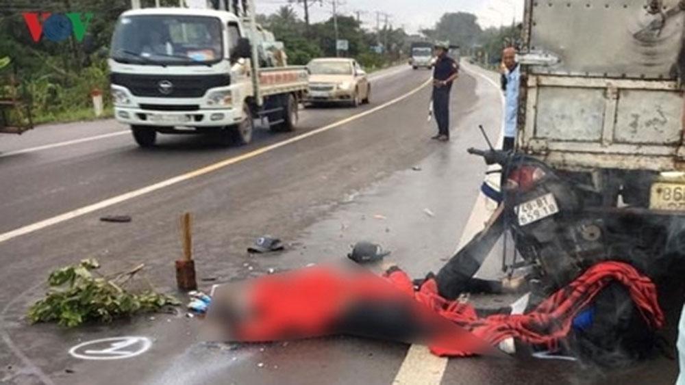 Ngày mùng 5 Tết, tai nạn giao thông, 26 người tử vong