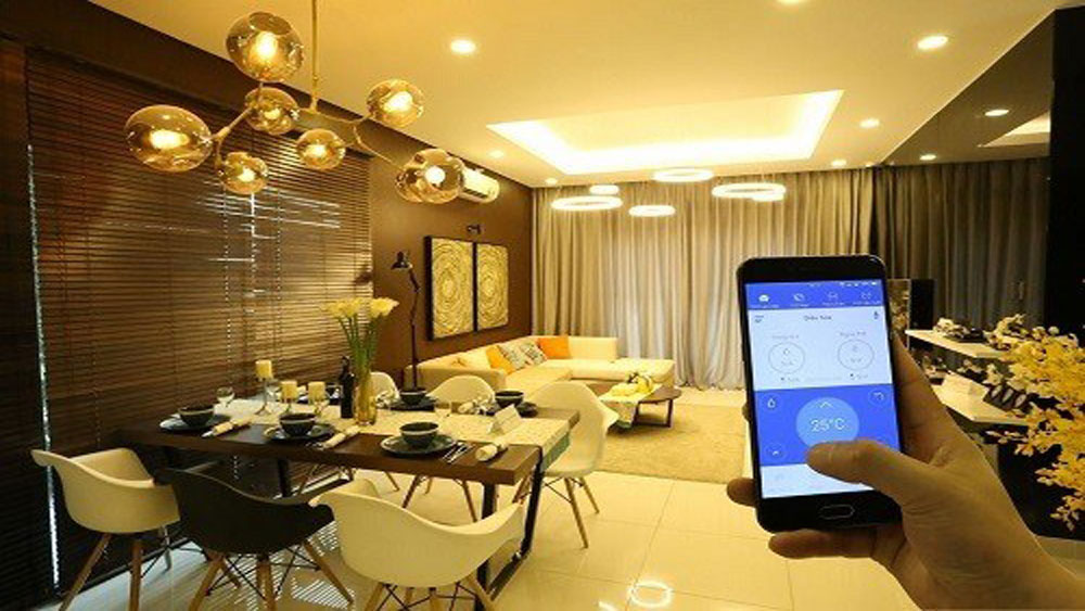 Standards, smart homes, new trend, Vietnam's housing market, elevator control, air-conditioning, door control