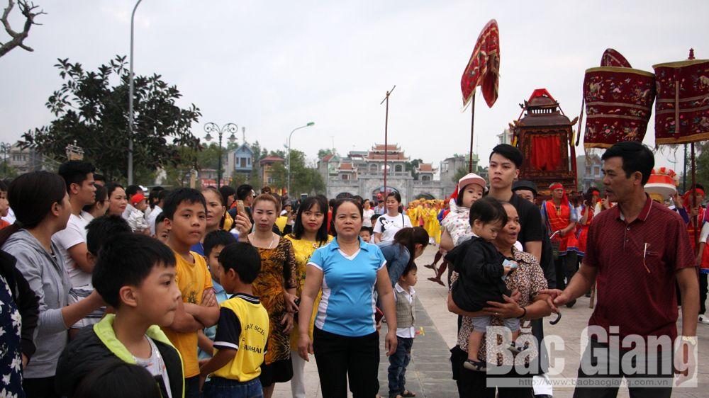 hội Xương Giang, đầu Xuân, TP Bắc Giang