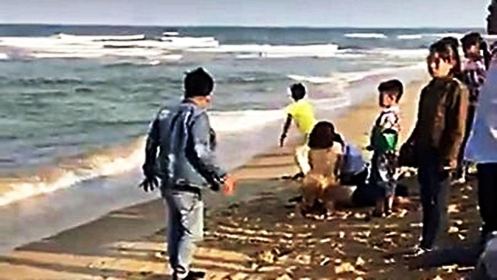 Tìm được thi thể hai nạn nhân cuối cùng, vụ đuối nước ở Quảng Nam, thi thể em Mai Văn Công