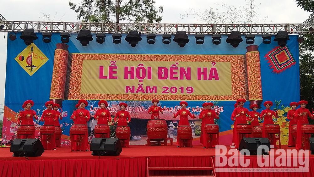 Bắc Giang, văn hóa, Tây Yên Tử, lễ hội, Lục Ngạn, du lịch