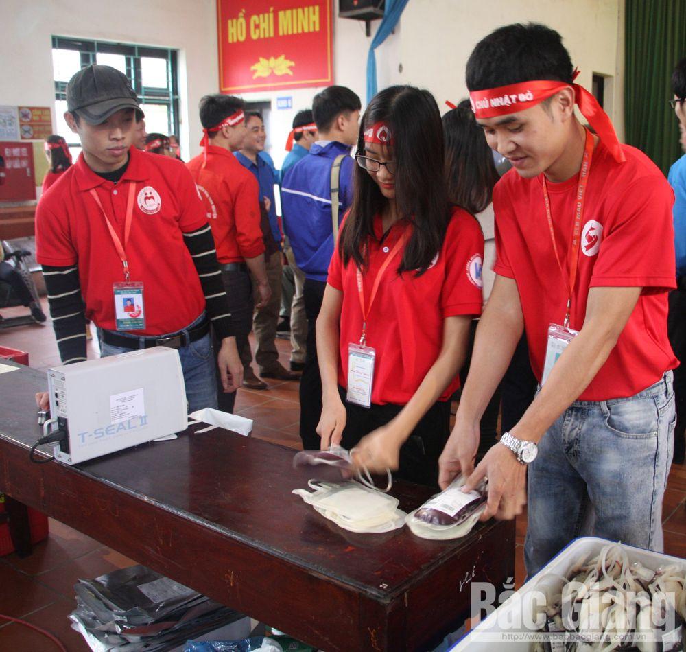 Hiến tặng 3.784 đơn vị máu an toàn trong Lễ hội Xuân hồng 2019, Hội chữ thập đỏ
